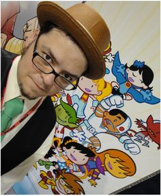 Illustrator Art Baltazar