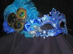 Mardi Gras mask!