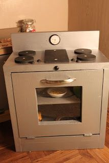 MADE: Pieces For Reese: 18 inch Doll: Kitchen Part 3: Stove