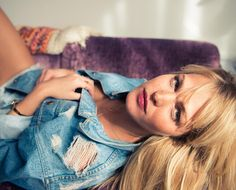 Green Goddess Guide: Model Erin Heatherton's Go-To Beauty Regime