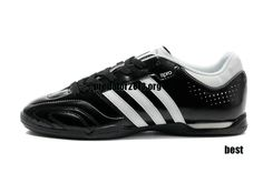 brand new 6bbac 41866 Score this and so much more with our half-off Adidas IC Indoor Soccer Shoes  Black White