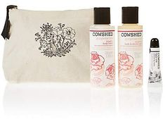 Cowshed Gorgeous Essentials Natural Set