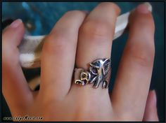 Elephant ring...for molly