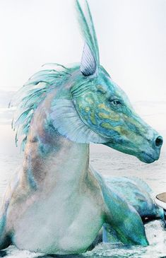 Hippocampus from Percy Jackson & the Sea of Monsters
