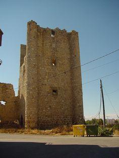 Castillo de Torrejón de Velasco, Madrid.