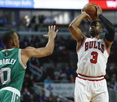 Gran debut de Dwayne Wade con los Bulls -...
