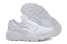 Nike Schoenen Air Huarache Run Dames All Wit (XD8142)