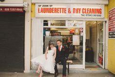 KIRI & MATT {MARRIED} ISLINGTON TOWN HALL AND THE PEASANT, LONDON - Ellie Gillard photography - London wedding photographer. Creative, quirky and stylish wedding photography.