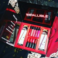 @lorealmakeup knows very well how to spoil a girl.. In my mail today.. Thank you team..!! Review will be up by next week.. #lorealparis #infallible #range #thecannescollection #2016 #sonamkapoor #aishwaryaraibachchan #makeup #lipsticks #lipgloss #eyes #liners #inmymail #hercreativepalace #kanikasharma #kannu #blogger #youtuber #delhi #india