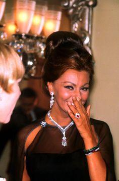 Sophia Loren. Undated/Uncredited Image.