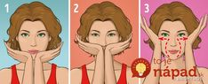 A Japanese Facial Massage That Can Rid You of Swelling and Wrinkles in 5 Minutes a Day (Famous Supermodels Swear by It) – All Viral Pins Lymph Massage, Face Massage, Massage Facial Japonais, Daily Face Care Routine, Castor Oil For Face, Famous Supermodels, Face Yoga Exercises, Japanese Massage, Workout Memes