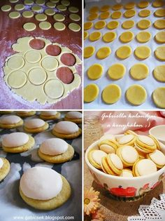 Gabriella kalandjai a konyhában :): Non plus ultra Macaron Flavors, Macaron Recipe, Non Plus Ultra, Chile, Romanian Food, Hungarian Recipes, Food Decoration, Fudge, Cake Recipes