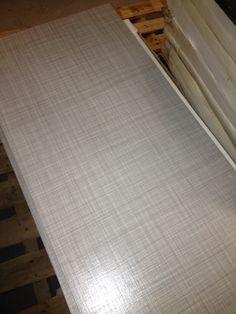 fabrique creme linen tile vertical | Basic . Home | Pinterest ...
