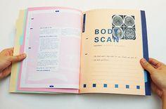 New Blood Report - D by Hong Sang Chan, via Behance