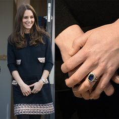 Top 5 des bagues de fiançailles de stars | Clin d'oeil Top 5, Halo Diamond, Class Ring, Fashion, Ring, Lush, Moda, La Mode, Fasion
