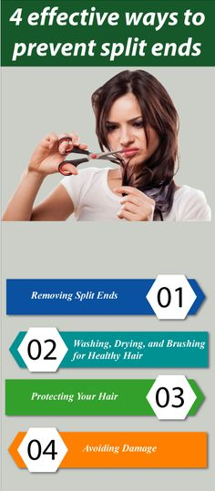 Annoyed with split end? Here are 10 effective ways to prevent hair splits. Now say goodbye to split ends! Read on the following article to know more on effective ways to prevent hair splits.