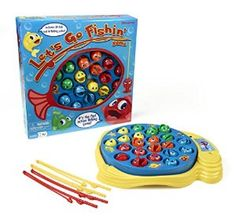 Amazon.com: Let's Go Fishin': Johnny B. and the Freedom Kids, (Johnny Barranco): Toys & Games