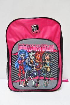 Plecak dziecięcy Monster High 507319AGF  _A12