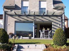 Terrassenüberdachung - Glasdach und Terrassendächer by Gladius