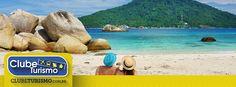 Formato 1200 x 444 pixels - IDEAL PARA ANÚNCIOS - CURTIDAS NA PÁGINA - Sugestão de texto: A viagem dos seus sonhos está na Clube Turismo! Curta e receba OFERTAS IMBATÍVEIS!