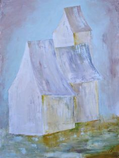 Abstract Artists International: Original Painting for the entire Family by artist Isabelle Gautier