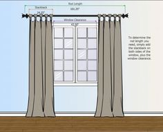1000 images about curtains on pinterest my country home pinterest house and curtains - Hanging Drapery