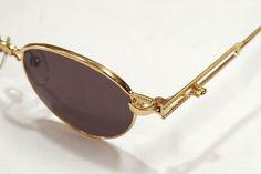 Jean Paul Gaultier 56 4172 Col 1 Vintage Sunglasses Near Mint | eBay