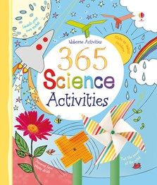 365 science activities - Usborne Quicklinks:  There are additional online resources here!
