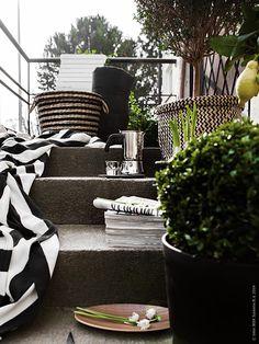 Gästbloggare: En stund i vårsolen | Livet Hemma – IKEA baskets!