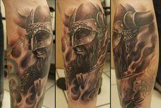 viking tattoo | Tumblr