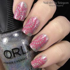 Nail Art By Belegwen: Orly Mirrorball