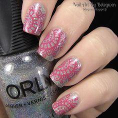 Nail Art By Belegwen: Orly Mirrorball