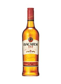 Bacardi 151. I usually bake brownies for my friends after about 4 shots of this stuff- makes it funner to do, lol.