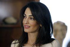Amal Clooney Photos: Amal Clooney Returns to Work