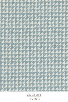 Arlo from the Moro collection by GP & Baker is a beautiful, woven fabric seen here in Soft Teal. Available in three different colours, as curtains or blinds, made to measure by Couture Living.