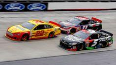 Photos: Denny vs. Joey - Looking back on the Hamlin, Logano feud | FOX Sports on MSN