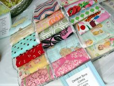 """My cousin, Bonny, asked...    """"How do you make your burp cloths? I have 12 prefold diapers that I want to turn into cute burp clothes, but I..."""