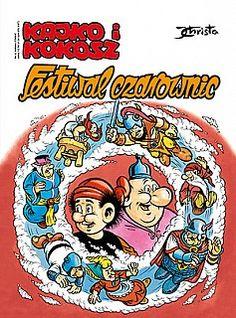 Kajko i Kokosz - Festiwal czarownic Peanuts Comics, Cartoons, Comic Books, Poland, Magazines, Childhood, Cartoon, Cartoon Movies, Comics