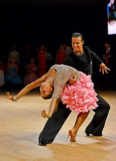 Latin-American Dance competition
