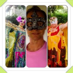 The Mystical Tuscany Masquerade Ball ends every visit in joyful celebration and FUN! dancing under the stars...