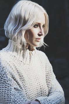 Thick Chunky Knit Sweater I Into The Light | Free People Blog #freepeople