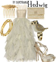 Hedwig inspired prom? ...awesome.