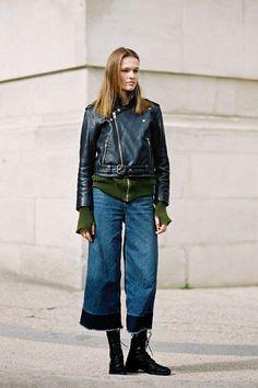 The 10 Street Style Trends Everyone Wore in 2015 | StyleCaster summer #flatlay #flatlays #flatlayapp www.flat-lay.com