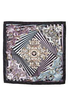 Versace Silk Foulard Scarf | Nordstrom