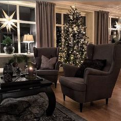 Visit somegram.com to see more Instagram photos, videos and stories #somegram #christmas #christmastree #christmasgifts #christmasdecoration Christmas Time, Christmas Gifts, Christmas Decorations, Santa Baby, Deck The Halls, Wingback Chair, Wonderful Time, View Photos, Accent Chairs