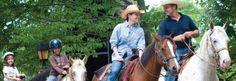 Horseback Riding at Rocking Horse Ranch (NY)