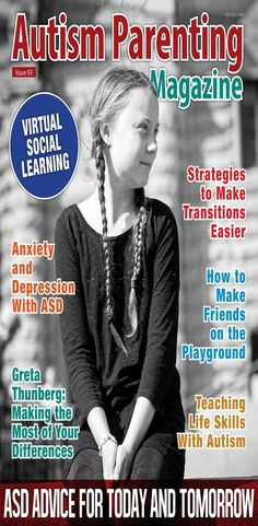 Issue 93 – ASD Advice for Today and Tomorrow - Autism Parenting Magazine Parenting Issues, Autism Parenting, Kids And Parenting, Parenting Styles, Parenting Hacks, Autism Learning, Learning Disabilities, Social Stories Autism, Teaching Life Skills