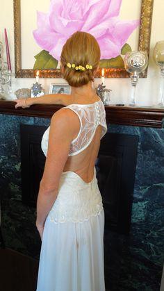 pretty wedding hair...<3