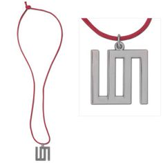 Mars Glyph Necklace - A version of Jared's own glyph necklace is available for the fans.  How often do you wear yours?