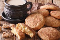 A mennyei Snickerdoodle az amerikaiak híres, fahéjas keksze: egyszerre puha és roppanós - Recept | Femina Fall Desserts, No Bake Desserts, Healthy Desserts, Galletas Amaretti, Jar Mix Recipe, Snickerdoodle Recipe, Fall Cookies, Christmas Cookies, Snicker Doodle Cookies